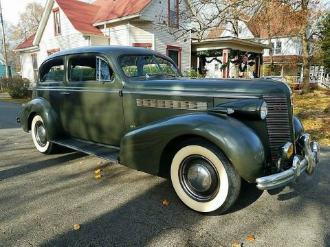 1937 Buick Special for sale