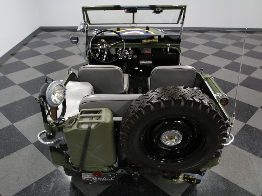 Jeep Willys Mb Military Jeep For Sale X