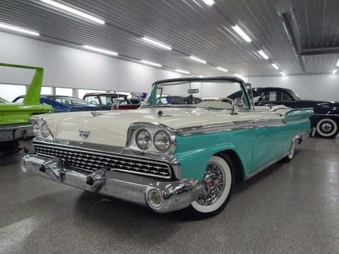 1959 Ford Fairlane Galaxie for sale