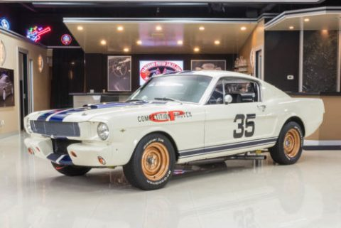 1965 Ford Mustang Fastback Gt350 R Recreation for sale