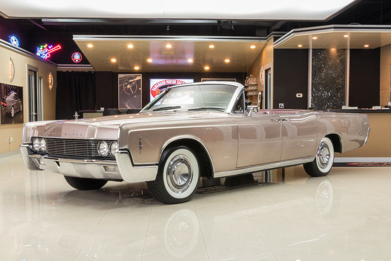 1966 lincoln continental convertible for sale. Black Bedroom Furniture Sets. Home Design Ideas
