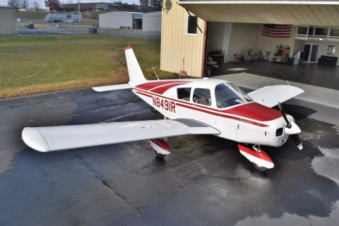 1966 Piper Cherokee 140 for sale