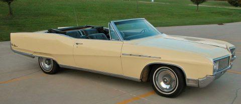 1968 buick electra 225 convertible parts