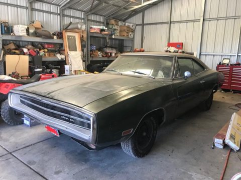 1970 Dodge Charger Vinyl Top Chrome Package for sale