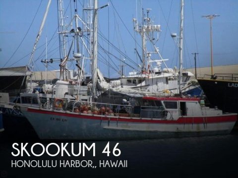 1975 Skookum 46 Hawaii for sale