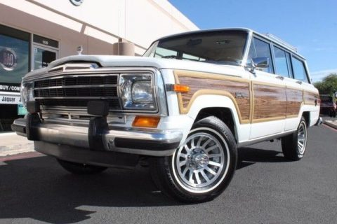 1988 Jeep Wagoneer Limited 4X4 for sale