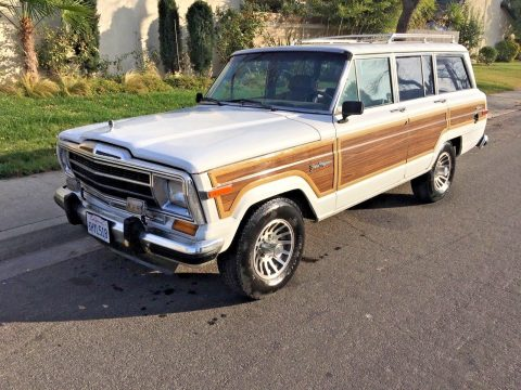 1989 Jeep Wagoneer V8 Classic for sale