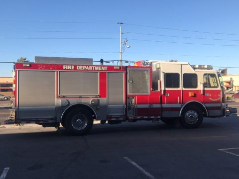 2000 Emergency one Firetruck Freightliner for sale