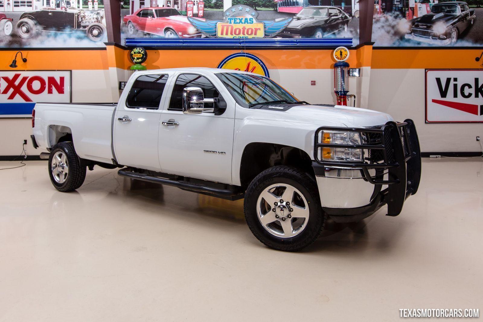 2012 Chevrolet Silverado 2500 4x4 Work Truck For Sale