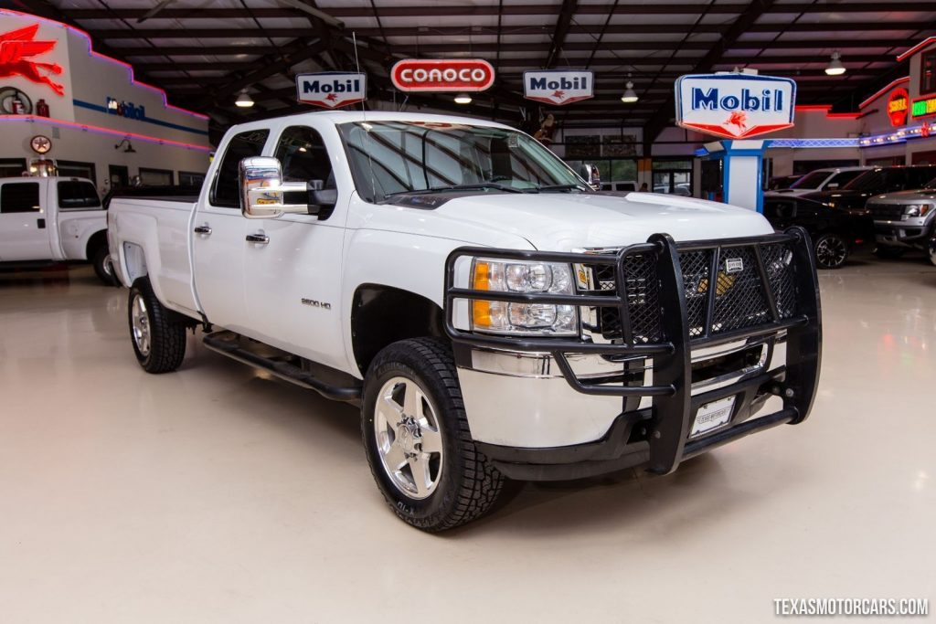 2012 Chevrolet Silverado 2500 4X4 Work Truck for sale