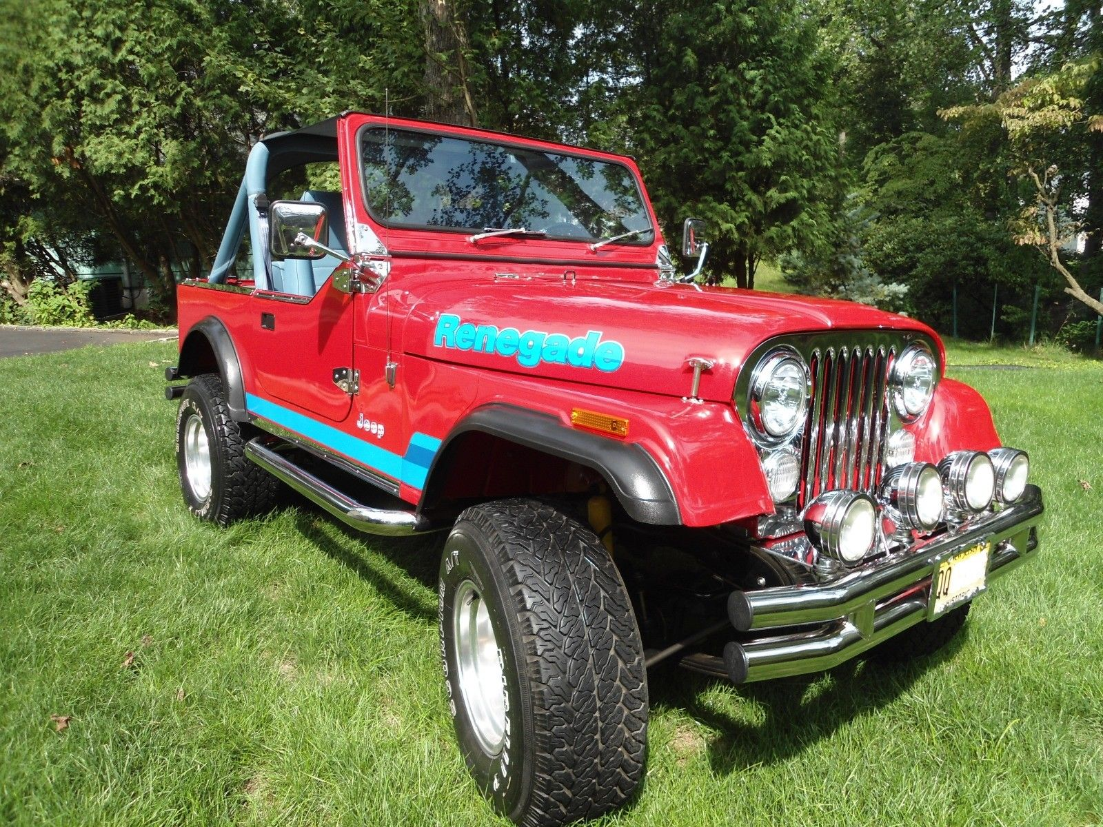 commercial sellers jeep the boating for only truth miscellaneous savannah hull fishing cj items attachment and sale mike