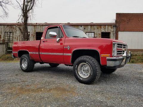 1986 Chevrolet Silverado 1500 Silverado for sale