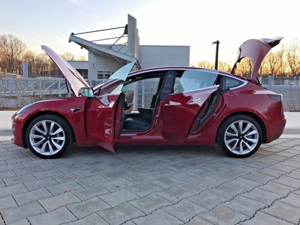 2018 Tesla Model 3 Premium Long Range for sale