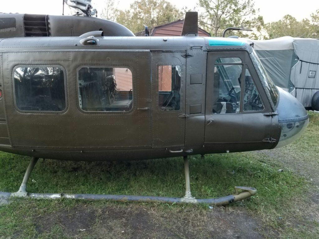 Huey Helicopter For Sale >> Helicopter HUEY BELL UH 1h/205 for sale