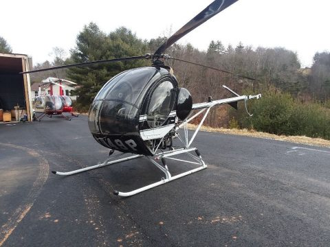 Hughes to 269A helicopter for sale