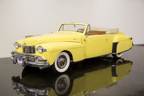 1948 Lincoln Continental Cabriolet for sale