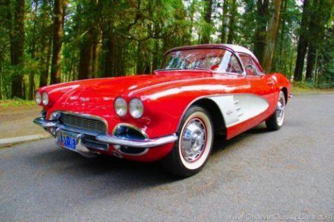 1961 Chevrolet Corvette 283/270 4 Speed. Excellent! for sale