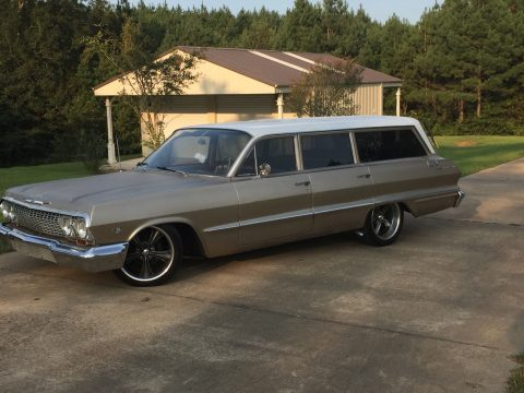 1963 Chevrolet Bel Air/150/210 Belair wagon for sale