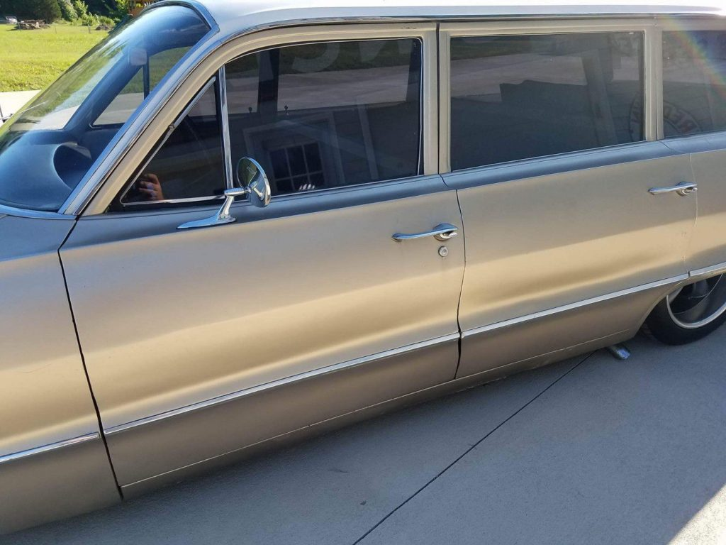 1963 Chevrolet Bel Air/150/210 Belair wagon
