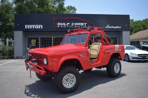 1966 Ford Bronco for sale