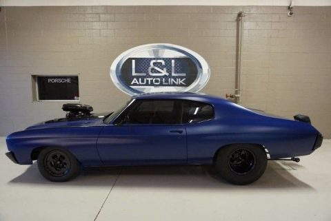 1970 Chevrolet Chevelle SS Coupe 498 Big Block for sale