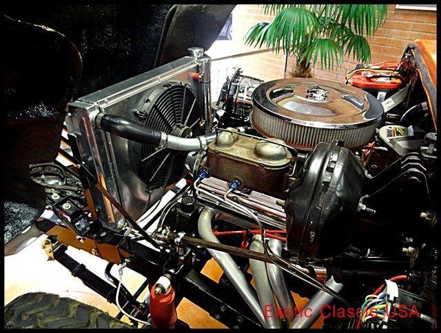 1979 Jeep CJ Chevy V8