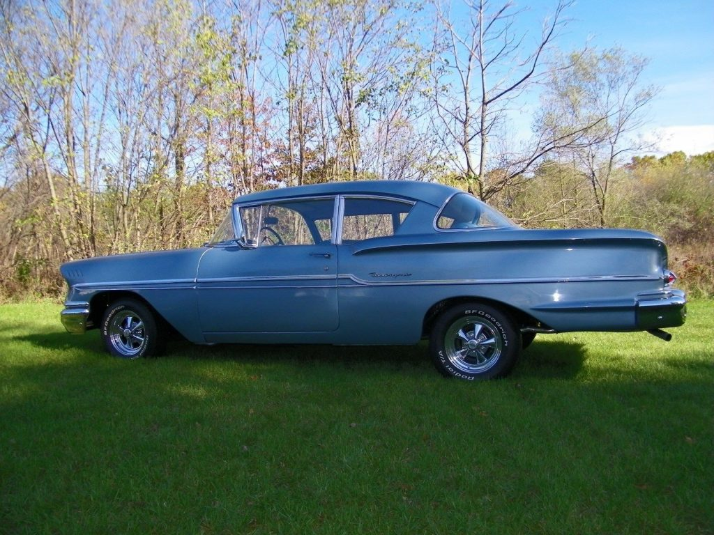 1958 Chevrolet Biscayne 2 DOOR for sale