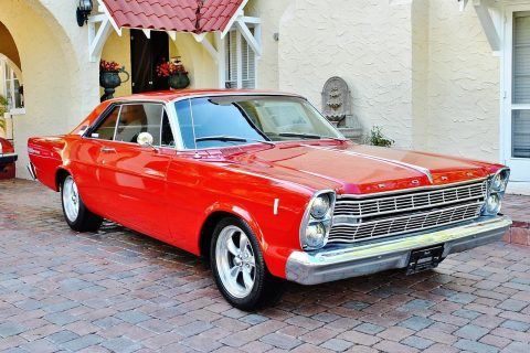 1966 Ford Galaxie 500 Hardtop 289 V8 Auto Fun Driving Car for sale