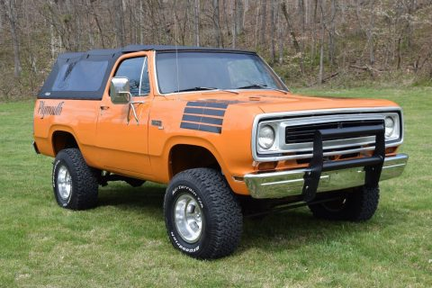 1975 Plymouth for sale