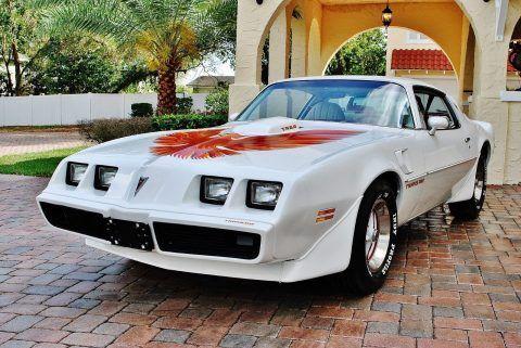 1979 Pontiac Trans Am 6.6L 33k Original Miles Immaculate Car for sale
