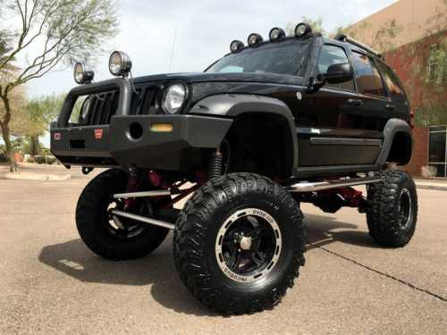 2005 Jeep Wrangler Liberty Renegade 4X4 $50k Custom! ONLY 6k MILES!