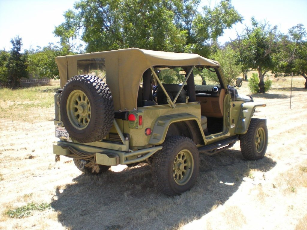 2013 jeep wrangler rubicon armytribute for sale. Black Bedroom Furniture Sets. Home Design Ideas