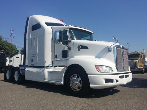 Truck 2014 Kenworth T660 USA for sale