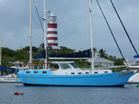 2016 Custom EXPEDITION sailboat for sale