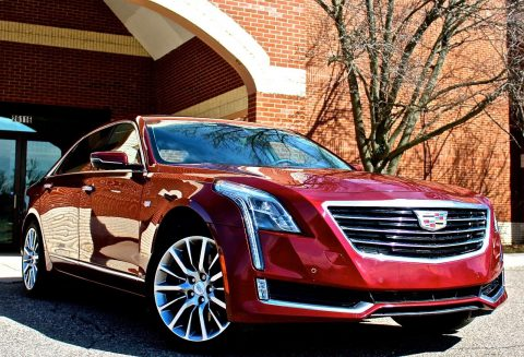 2017 Cadillac CT6 PREMIUM for sale