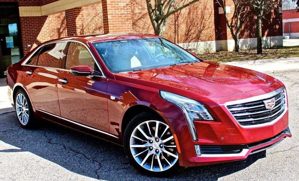 2017 Cadillac CT6 PREMIUM