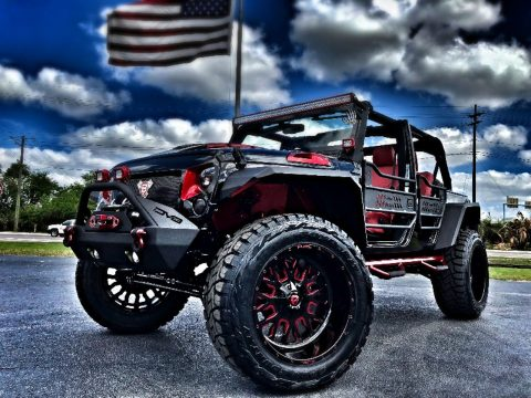 2018 Jeep Wrangler Rubicon Custom Lifted LEATHER for sale