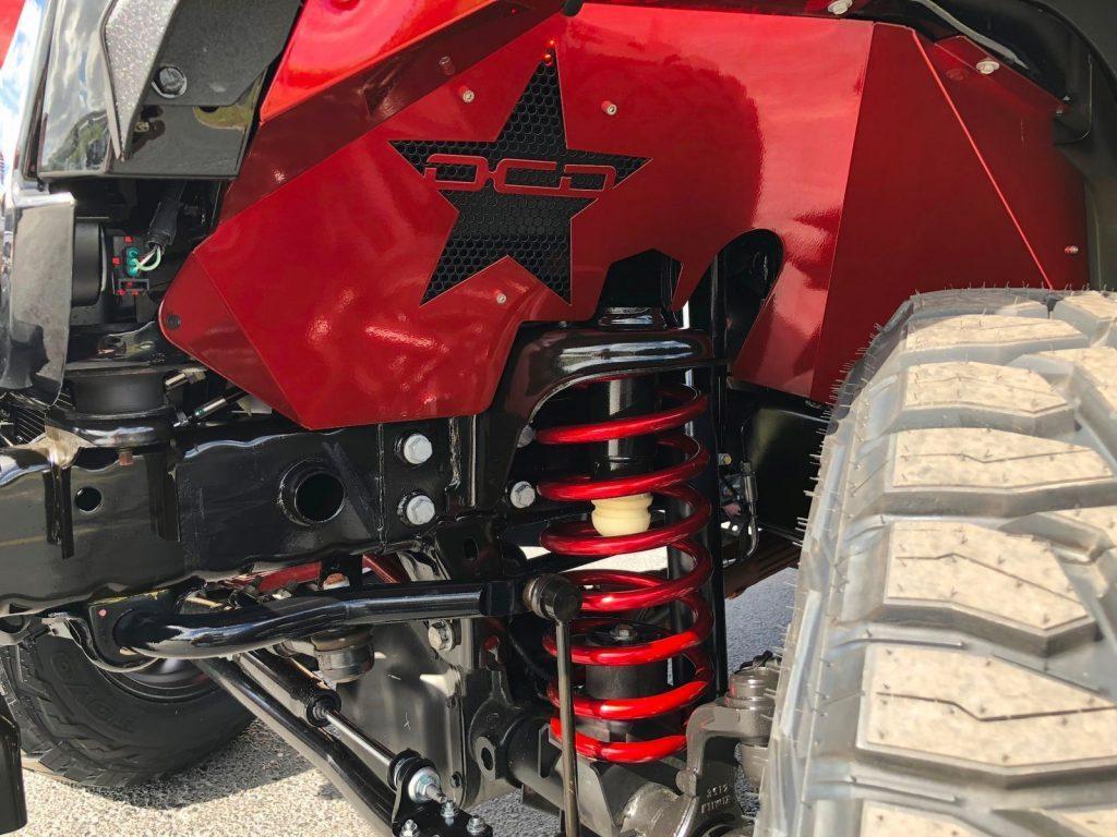 2018 Jeep Wrangler Rubicon Custom Lifted LEATHER