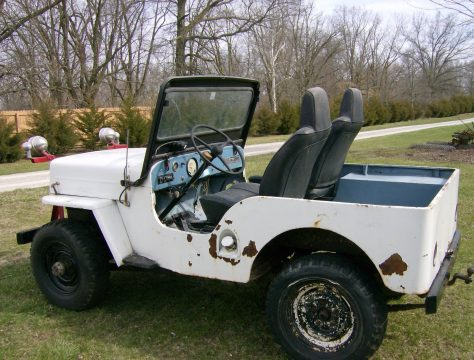 1963 Jeep CJ3B for sale
