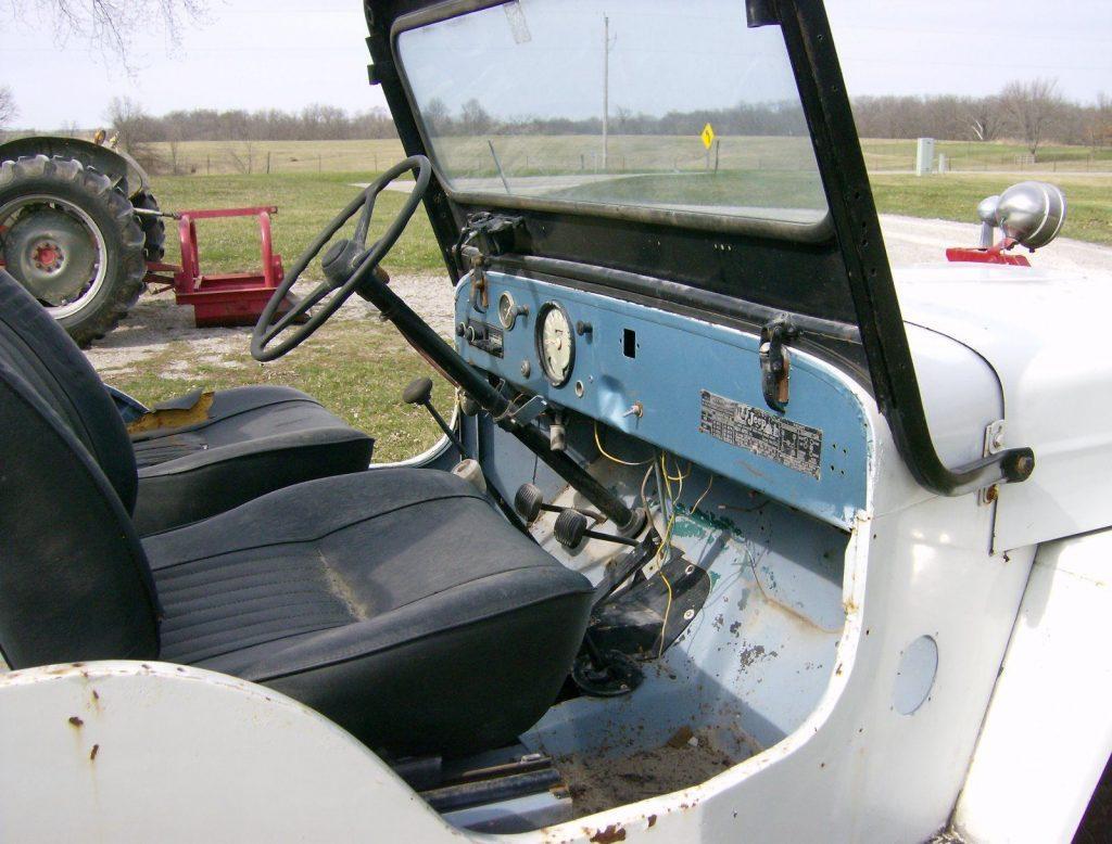 1963 Jeep Cj3b For Sale 1953