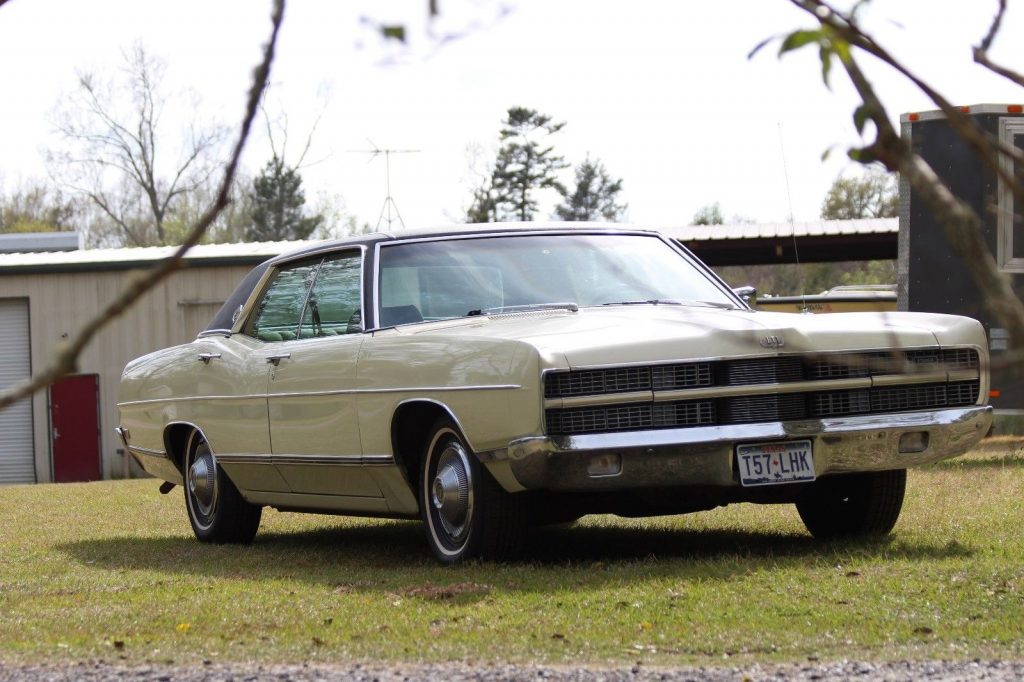 1969 Ford Ltd 390 For Sale