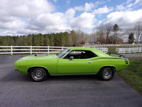1970 Plymouth Cuda for sale