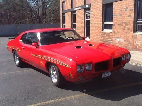 1970 Pontiac GTO JUDGE for sale