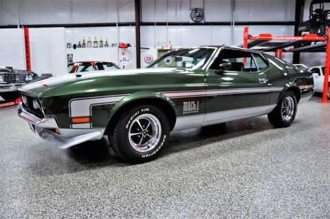 1971 Ford Mustang Mach 1 Replica for sale