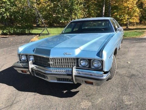 1973 Chevrolet Impala for sale