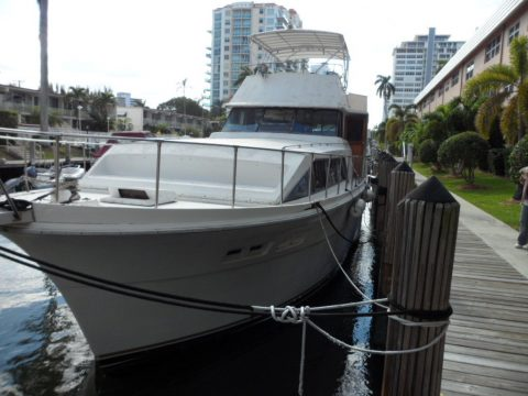 1975 Concorde 54 Motor Yacht for sale