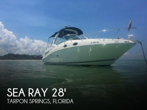 2007 Sea Ray 260 Sundancer for sale