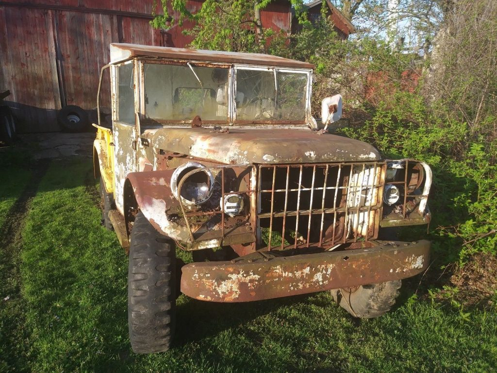 1950 Dodge M37 for sale
