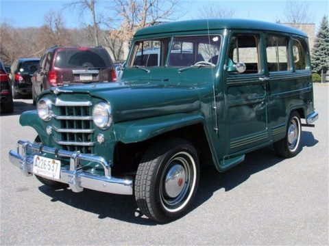 1950 Willys Jeep Wagon for sale