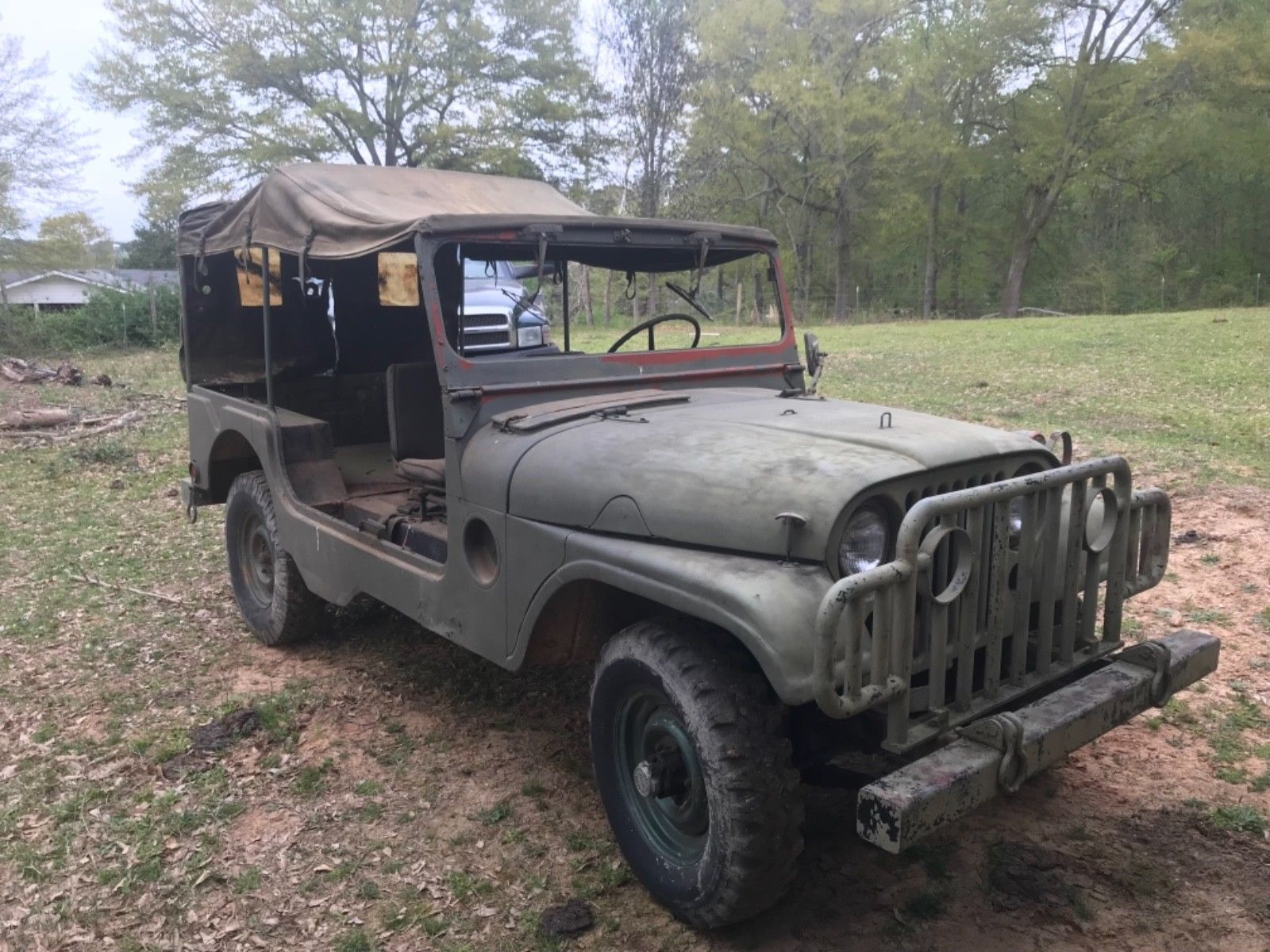 1953 Jeep Willy s M 170 Ambulance for sale